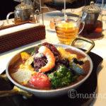 【薬膳アフタヌーンティー】銀座カフェビストロ 森のテーブル【薬膳/美容食】